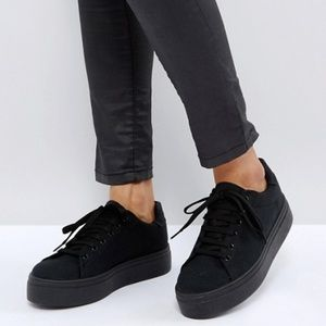 ASOS DESIGN Day Light Chunky Sneakers - Size 9